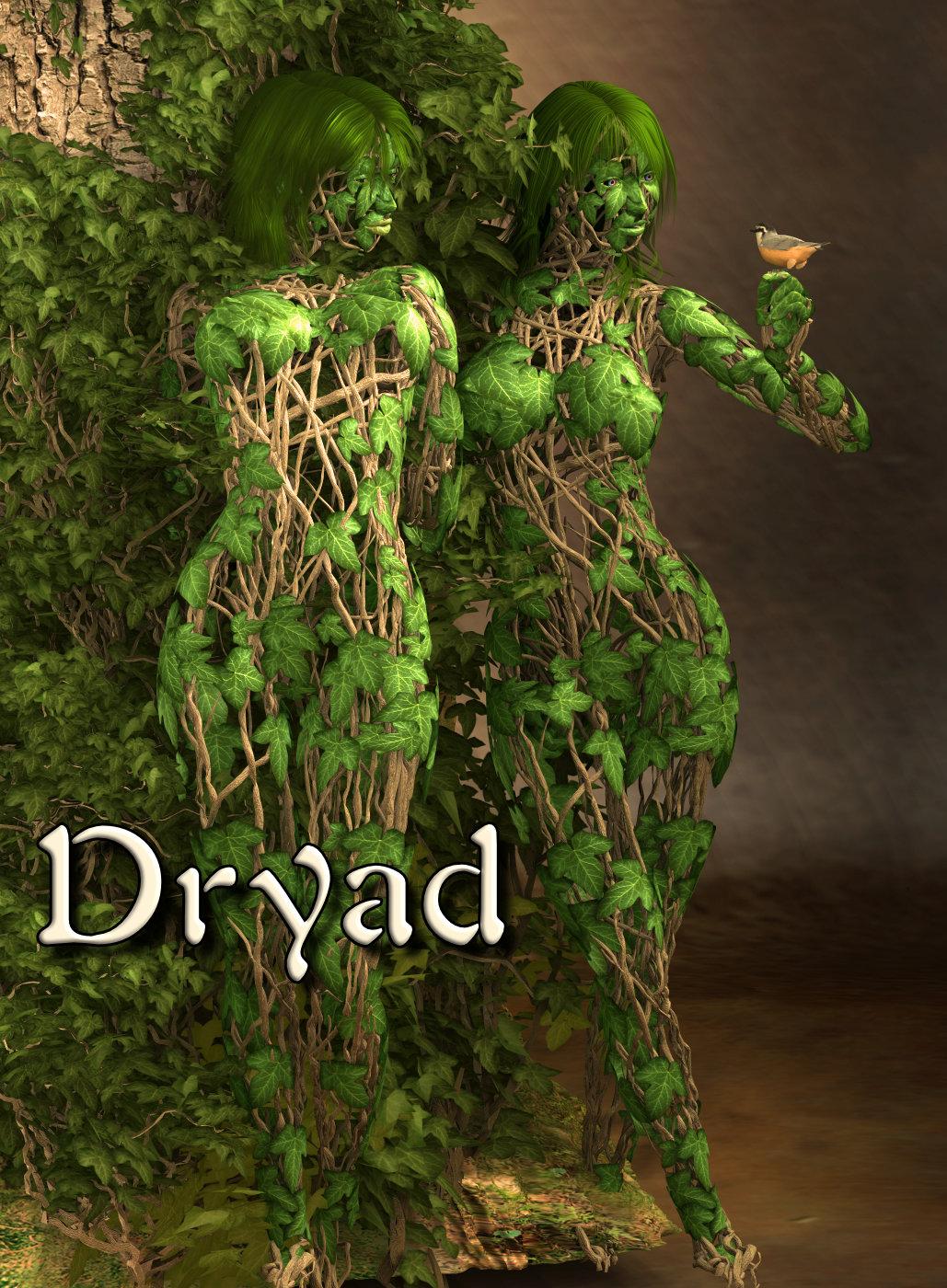 Dryad V4 Conforming Figure for Poser FREE