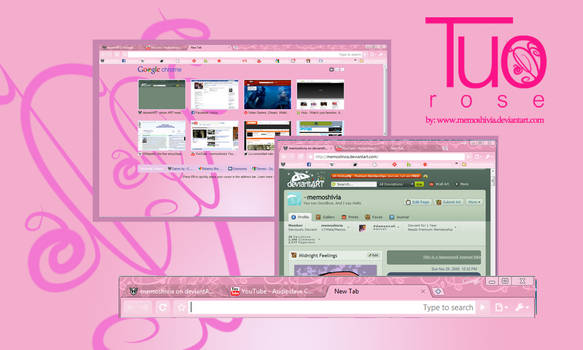 Tuo Rose