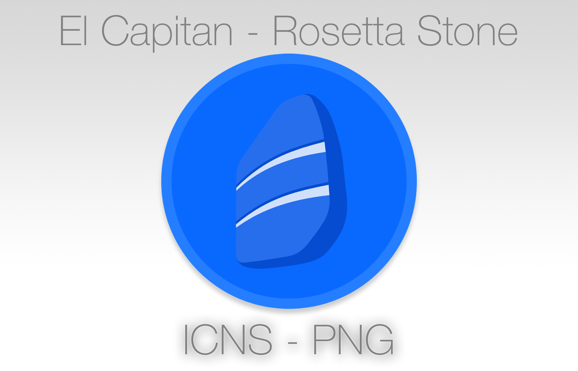 El Capitan - Rosetta Stone Icon by MorphFXF on DeviantArt Rosetta Stone Login
