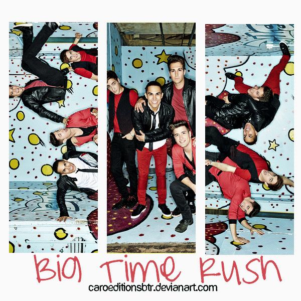 +Big Time Rush by CaroParalyzedEdition