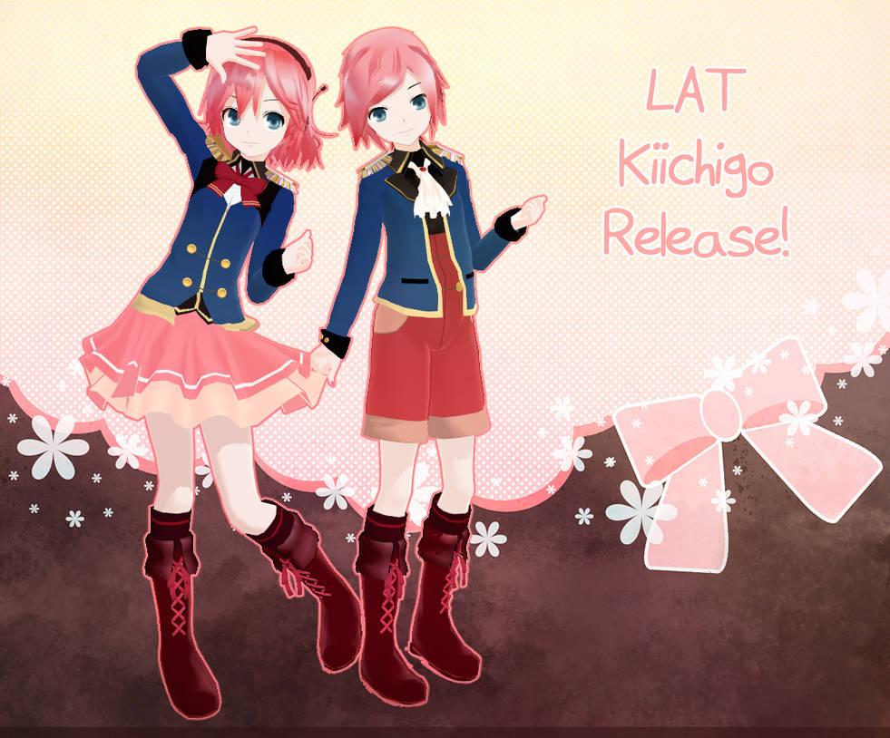 .:LAT Kiichigos:. (+DL) by Ekkoberry