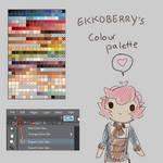 Echo's Colour set