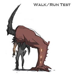 Dominance War - Walk Test by nJoo