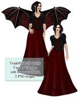 TW3D Vamp by TW3DSTOCK