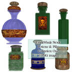 TW3D Potions and Pills One