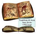 TW3D Scary Book