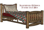 TW3D Faerie Tale bed