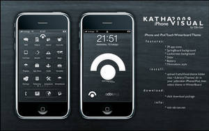 Katha Visual iPhone 2009 by Obi-S4n
