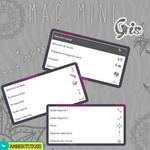 Mac Mini Gris - AmberTutoss