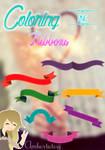 Coloring Ribbons