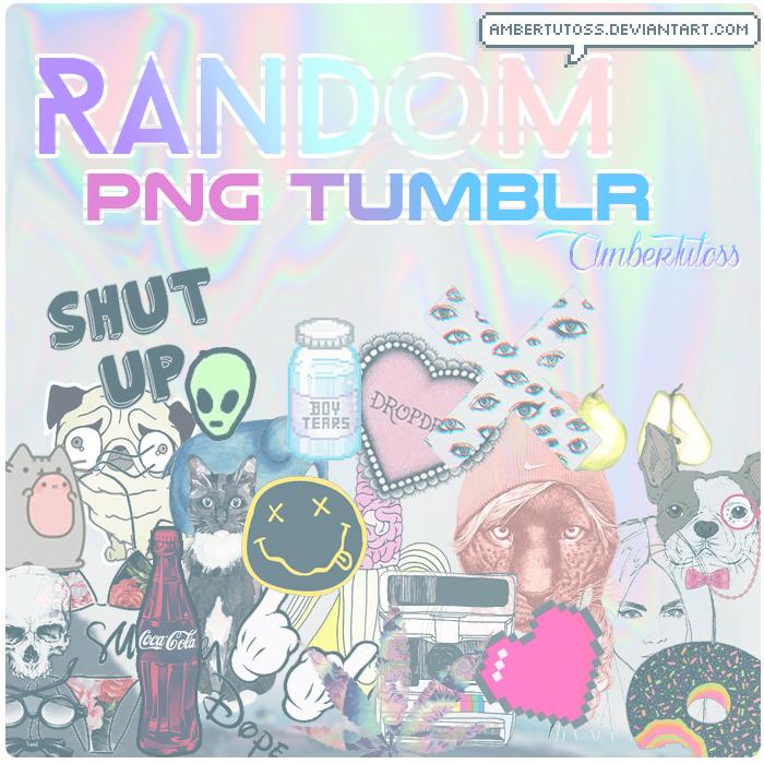 23 Tumblr Png's #1 - Ambertutoss by Waatt