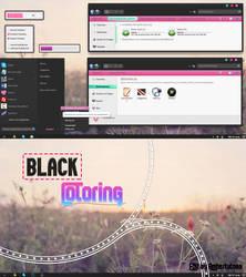 Black Colorings For w7 by Waatt