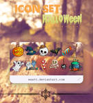 IconSet Halloween