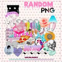 RandomPng's #10 by Waatt