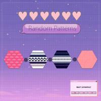 Random Patterns #5 by Waatt
