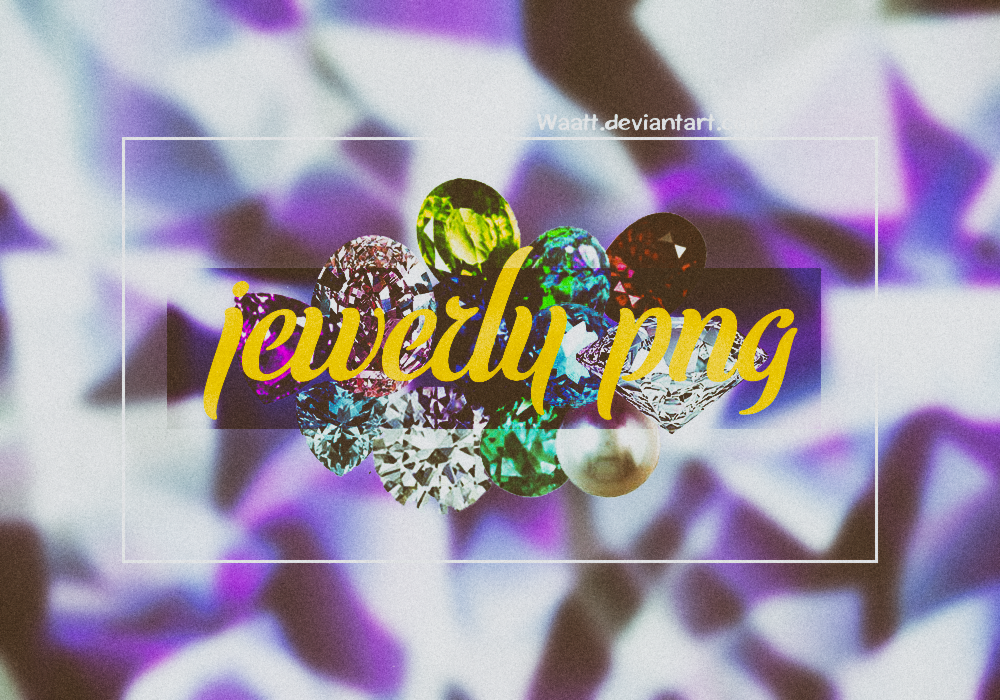 Jewerly Png by Waatt