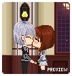 G : Zeki Kiss At Night by AngelicHellraiser