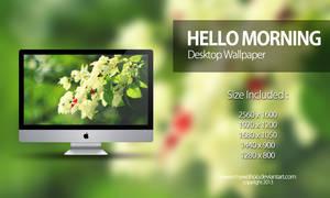 Hello Morning for Desktop