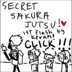+ Secret Sakura Jutsu +