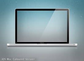iOS Mac Coloured Version by Vincee095