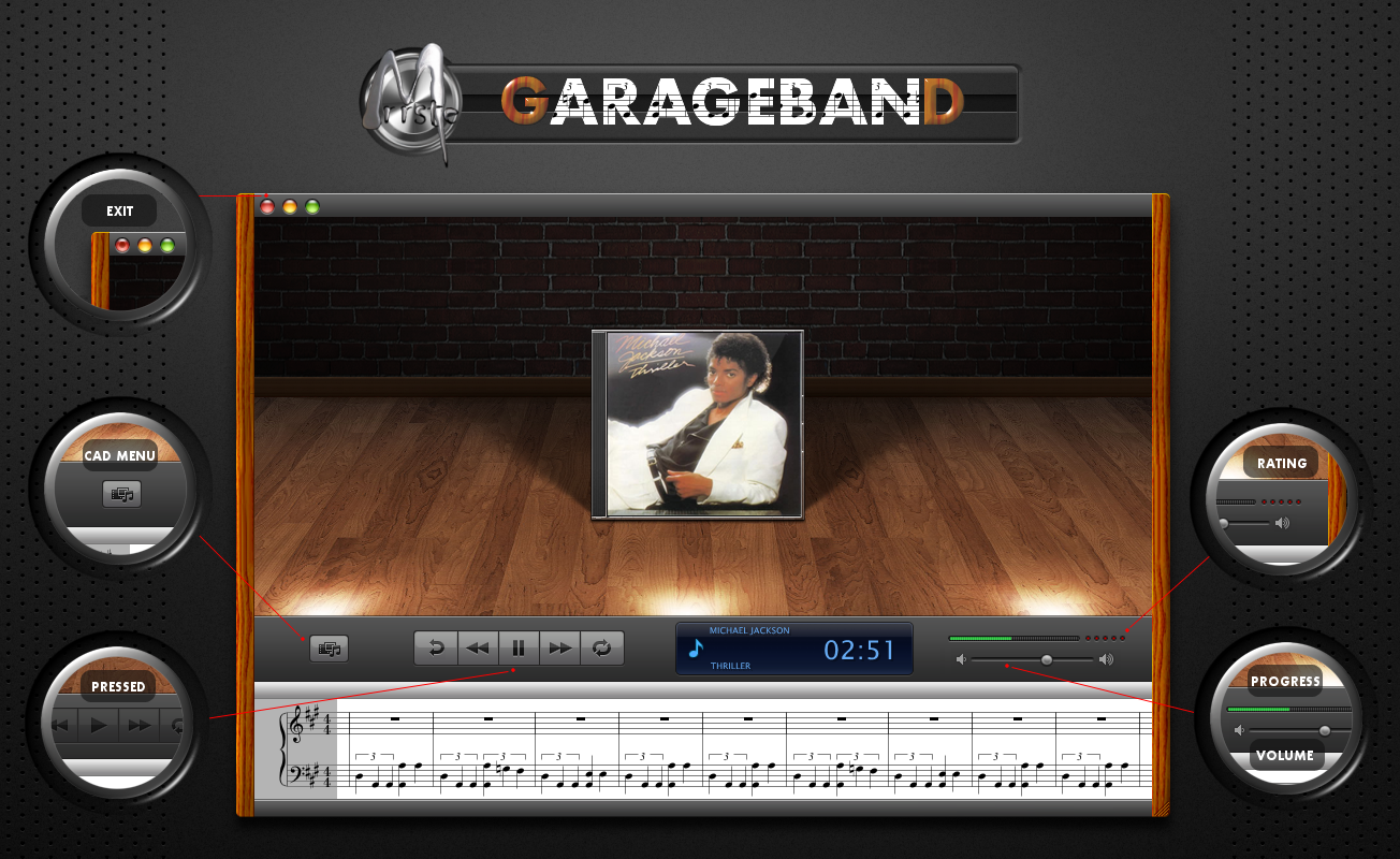 Garageband Cad By Mrrste On Deviantart