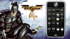 Dark Knight iPhone