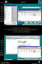 Windows 3.11 Vista by mrrste