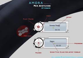 Amora for Avetunes by mrrste