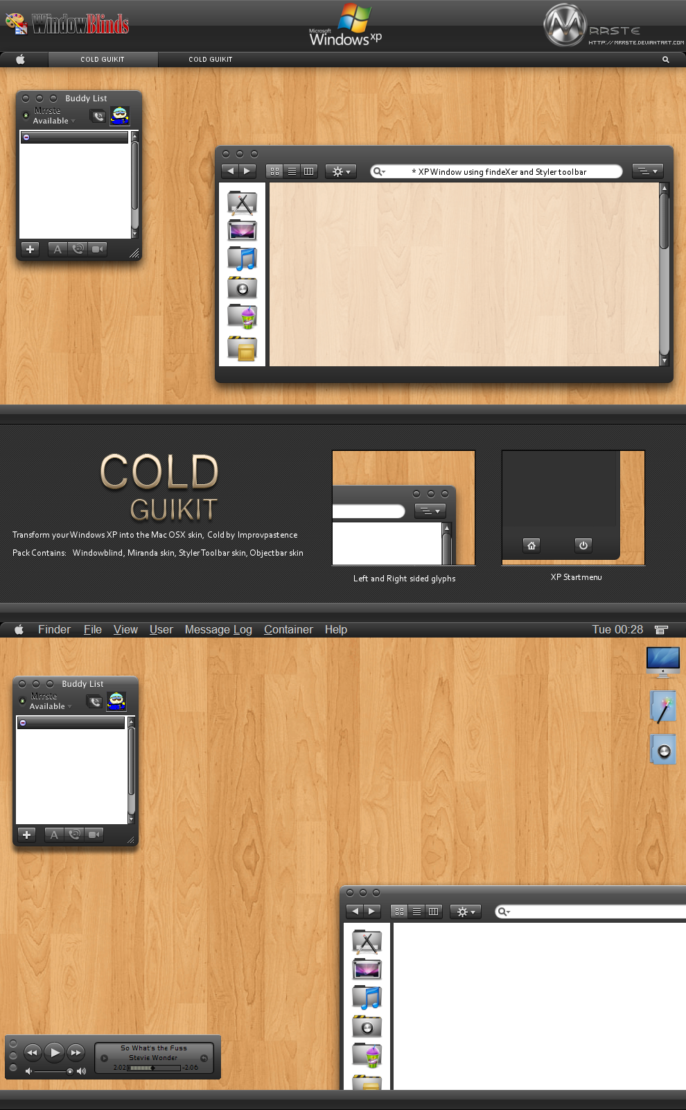 Cold GUI FINAL UPDATE by mrrste
