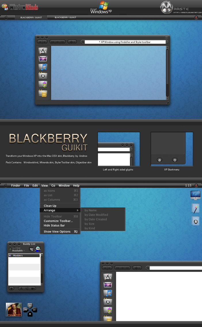 Blackberry by mrrste