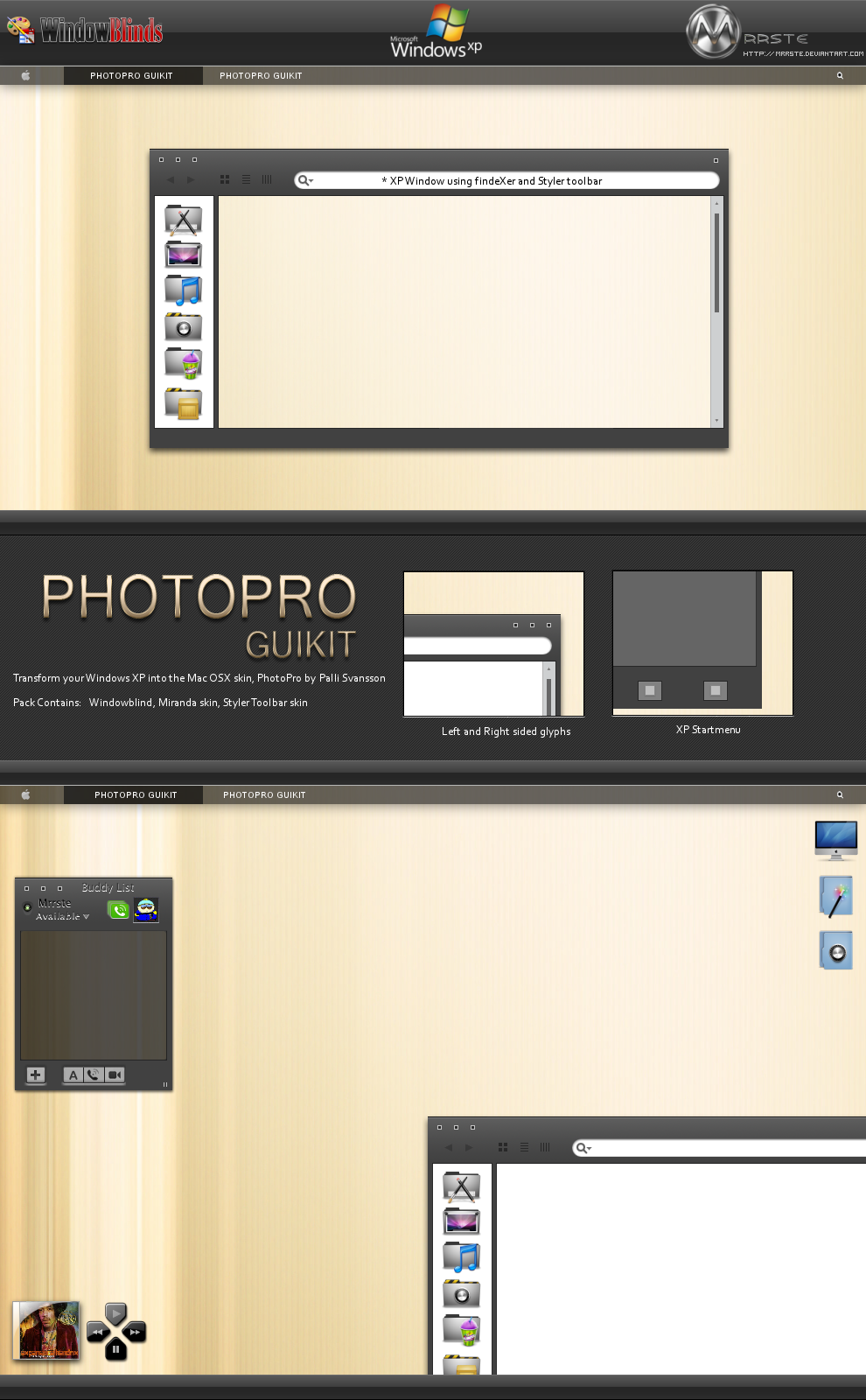 PhotoPro 1.5 GUI by mrrste