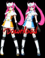 [DT Edit] Dreamcast Miku [DOWNLOAD] by PiettraMarinetta