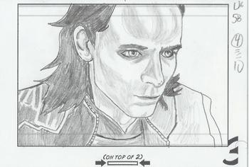Loki simple animation by JEBurton