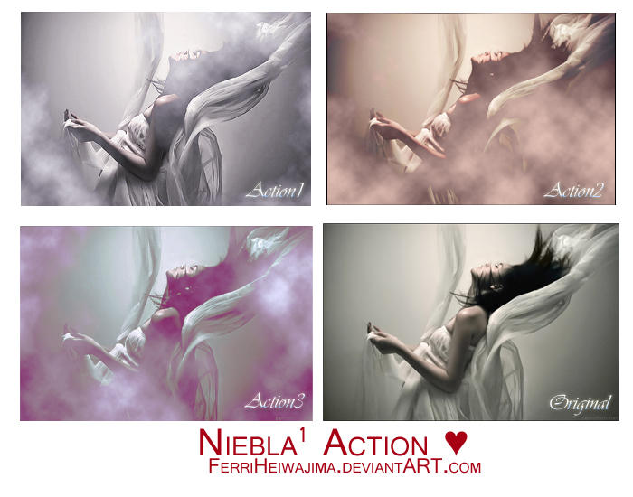 Niebla Actions by FerriHeiwajima