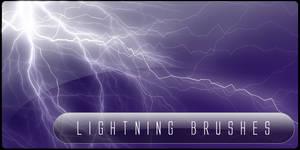 Lightning Brushes Preset