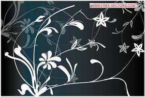 Vector Flowers by VELAVAN
