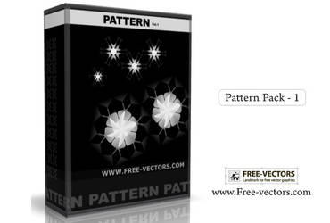 Pattern Background Free Vector Pack