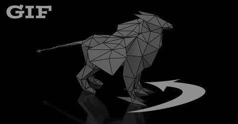 3D Griffin Turnaround