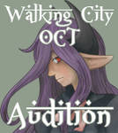 The Walking City OCT Audition