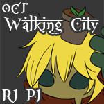 Walking City OCT: Round One Part One by Overshadowed