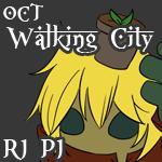 Walking City OCT: Round One Part One