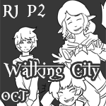 Walking City OCT: Round One Part Two by Overshadowed