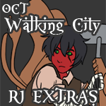 Walking City OCT: Round One EXTRAS