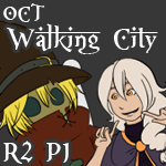 Walking City OCT: Round Two Part One by Overshadowed