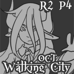 Walking City OCT: Round Two Part Four by Overshadowed