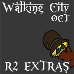 Walking City OCT: Round Two EXTRAS