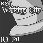 Walking City OCT: Round Three Part 0 by Overshadowed