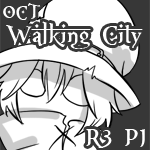 Walking City OCT: Round Three Part 1 by Overshadowed