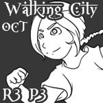 Walking City OCT: Round Three P3 by Overshadowed