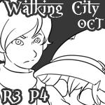 Walking City OCT: Round Three P4
